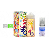 Жидкость HUMBLE JUICE Ice Vape The Rainbow (пробник, 10 мл, 3 мг/мл)
