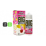 Жидкость BIG BOTTLE Pink Lemonade (120 мл, 3 мг/мл)