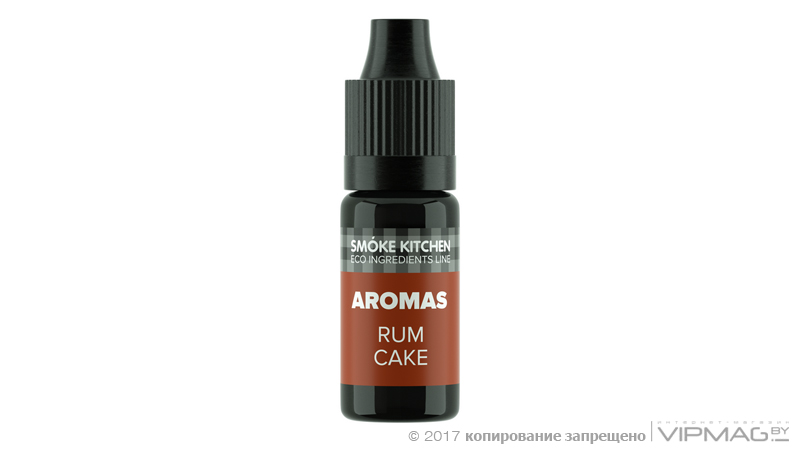 Ароматизатор Smoke Kitchen AROMAS Rume Cake Ромовая баба (10 мл)
