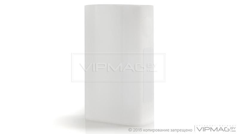 Чехол силиконовый для Joyetech eVic VT, белый