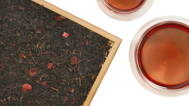 вишневый чай в игре