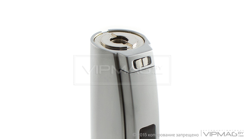 Бокс мод Wismec Presa Full Kit (2600 mAh), стальной