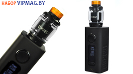 Набор VIPMAG: HUGO VAPOR Boxer V2.0 и бак GEEKVAPE Creed RTA