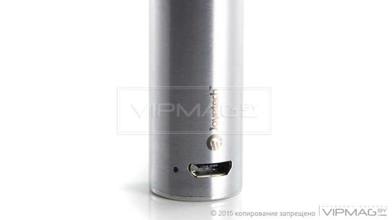 USB Joyetech eGo One MINI, стальной