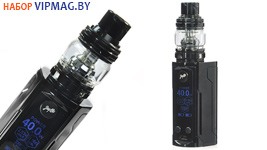 Набор VIPMAG: WISMEC RX Gen 3 Dual и клиромайзер ELEAF Ello Duro Simple
