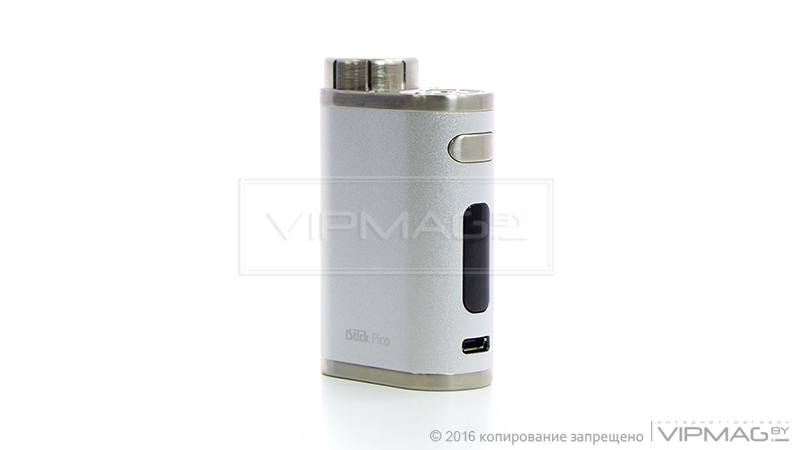 Бокс мод eLeaf iStick Pico Simple, стальной