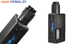 Набор VIPMAG: VANDY VAPE Pulse BF |сквонк| и дрипка Phobia V2 RDA