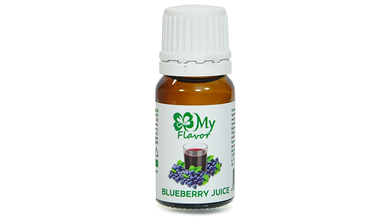Ароматизатор MY FLAVOR Blueberry Juice (10 мл)