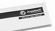 Инструкция для Joye eGo-CC